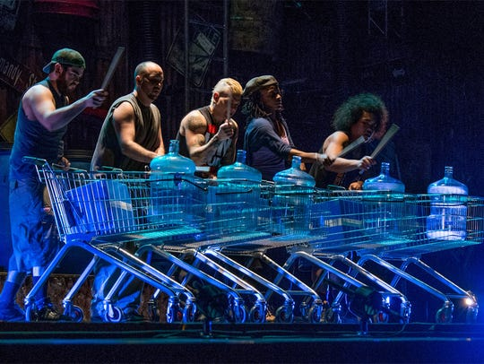 STOMP will perform at 7:30 p.m. Thursday, March 21 in San Angelo. Tickets are on sale now.