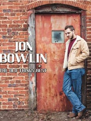 """Old Things Best,"" debut CD from country singer Jon Bowlin"