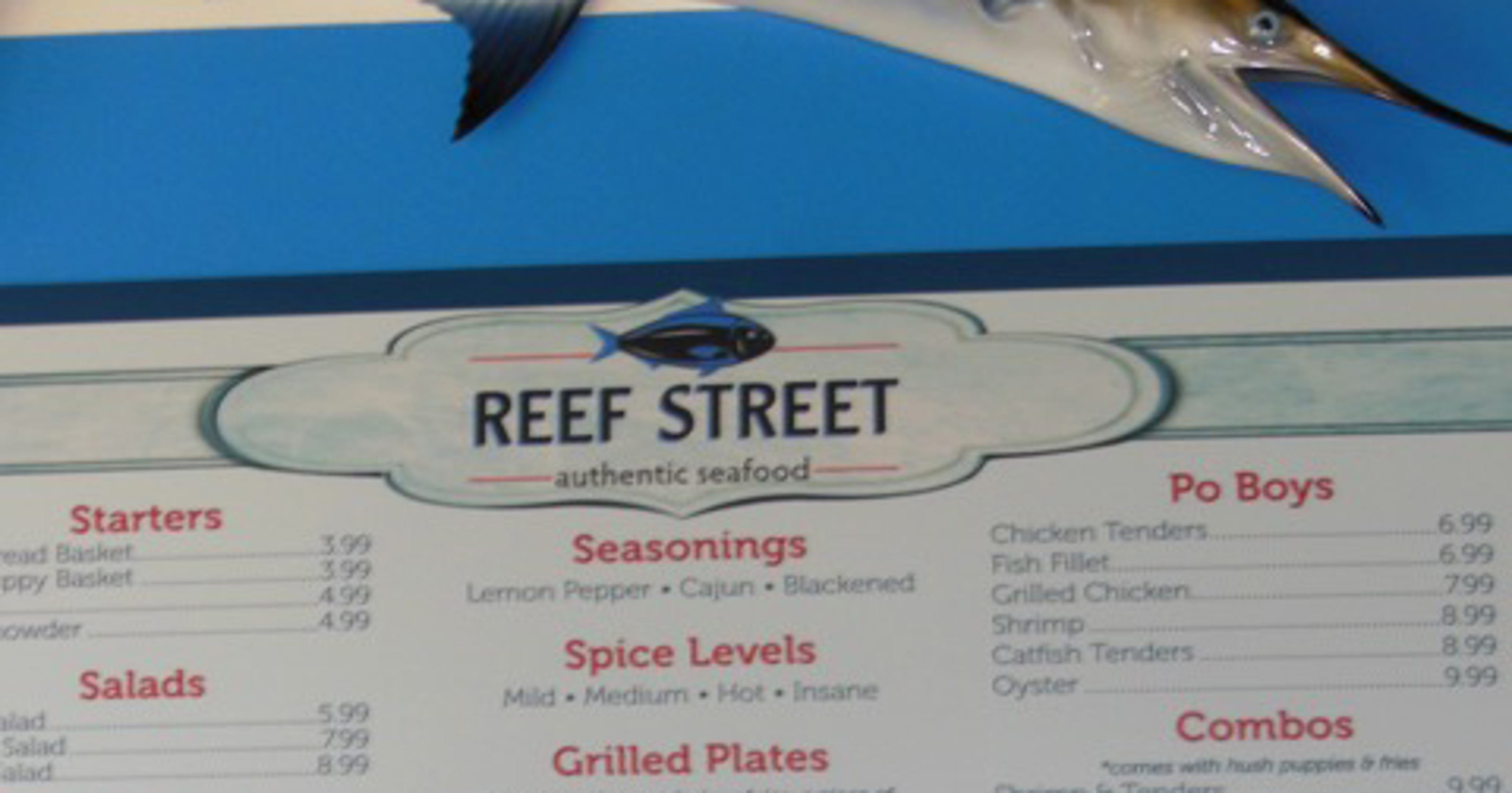 Business: Reef Street set to open in Faith Village Shopping