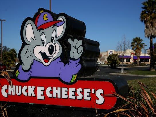 Reading has its rewards at Chuck E. Cheese restaurants.