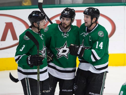 USP NHL: WASHINGTON CAPITALS AT DALLAS STARS S HKN USA TX