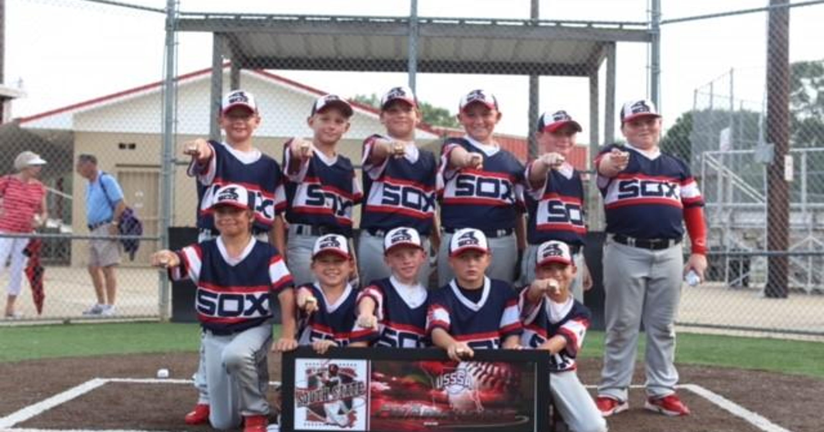 Local youth teams win three state championships