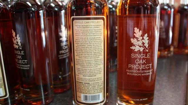 The Single Oak Project seeks to define the mysteries of barrel aging.