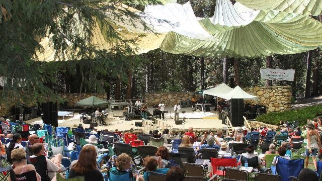 The 22nd annual Jazz in the Pines festival will be this weekend on the campus of the Idyllwild Arts Academy.