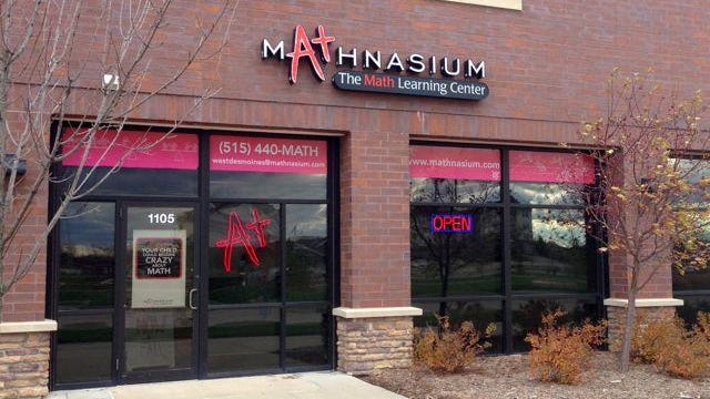 Mathnasium helps students of all skill levels in various metro locations. The Ankeny location began serving students in September.