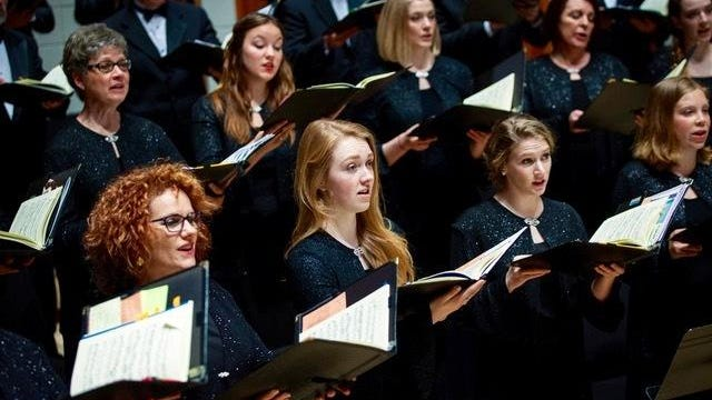 """The Willamette Master Chorus will openits 36th concert season with free virtual presentations of the group's16th annual Veterans concert, """"Peace and Hope,"""" Nov. 14 and 15."""