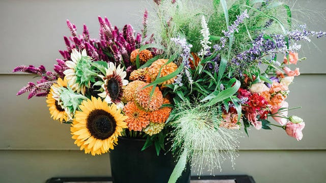 Wilder Flowers will be one of the vendors at Fresh Finds Adel. CONTRIBUTED PHOTOS