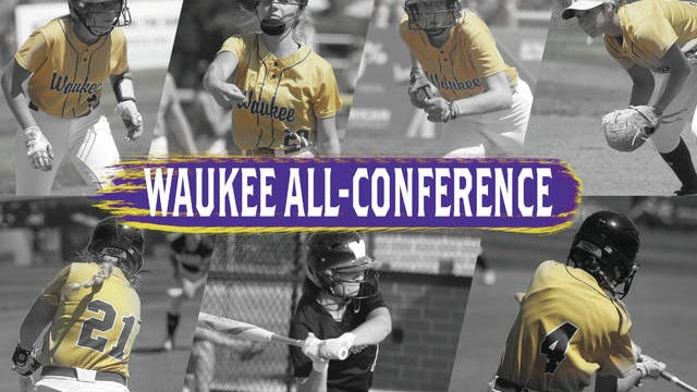 Waukee softball ended up placing ten on the All-Conference list for the 2020 season. That included first-team selections Natalie Wellet, Reagan Bartholomew, Heidi Wheeler, and Elly Bates. Also included were second-team selections Macy Weiss, Ella Parker, and Mikayla Hannam along with honorable mention honorees Claire Fossell, Sami Felt, and Ashley Smith. PHOTOS BY ANDREW BROWN/DALLAS COUNTY NEWS