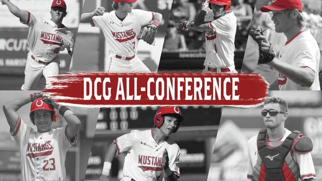 DCG baseball placed seven on the 2020 All-Conference list including Logan Smith, Caleb Dicken, Colby Wigham, Jordan Sedivec, Cody Hall, Isaac Boley, and Cole Wessling. PHOTOS BY ANDREW BROWN/DALLAS COUNTY NEWS