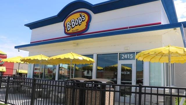 B-Bop's will open its new Ames location at 2501 Grand Ave. on Tuesday, Bosley confirmed, though it will be drive-thru only at this time due to the coronavirus. Photo by Kylee Mullen/Ames Tribune