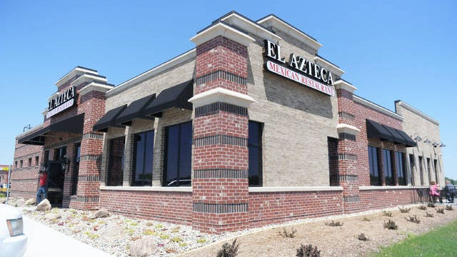 After 17 years in South Ames off of South Dayton Ave., El Azteca, a local Mexican restaurant, will now serve customers at its new location at 2120 Isaac Newton Drive, just a block and a half west of the former spot. Photo by Nirmalendu Majumdar/Ames Tribune