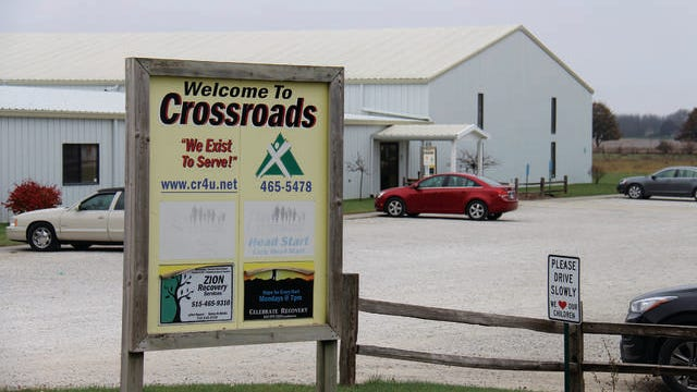 Crossroads is hosting the Food Bank of Iowa Mobile Food Pantry on Saturday, July 25. FILE PHOTO/THE PERRY CHIEF