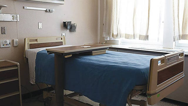 In all, 335 hospital beds will be available to treat COVID-19 patients under contracts Oklahoma state health department officials are negotiating to meet the needs of a potential surge in cases. Whitney Bryen/Oklahoma Watch
