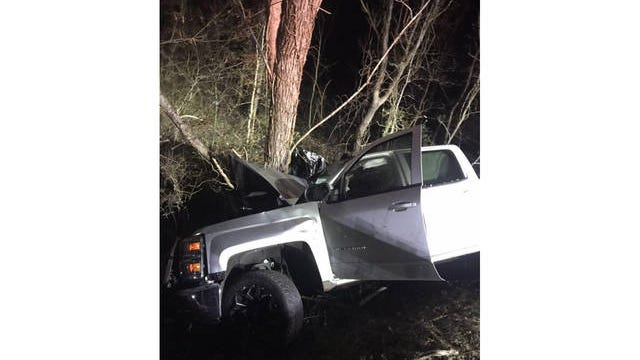 Just three hours after the start of the new year, the Maury County Fire Department was dispatched for the very fist time in the new year and the new decade. The accident involved a single pickup truck and a passenger trapped inside the vehicle.