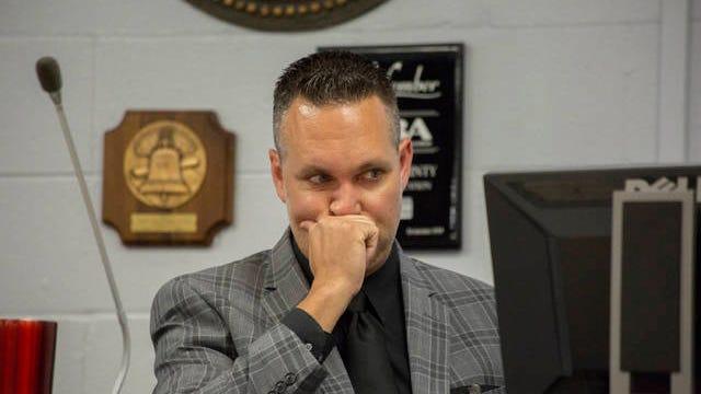 Maury County Superintendent of Schools Dr. Chris Marczak.