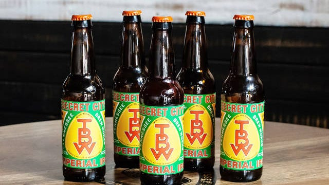 Tennessee Brew Works is commemorating the state's unique role in the bringing the nation into the atomic age with its release of the Secret City IPA.