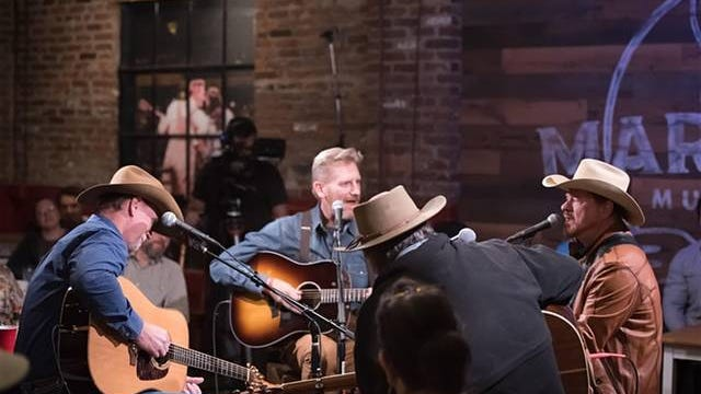 Marcy Jo's Muletown will host another Muletown In The Round concert this Saturday, with two shows at 6 p.m. and 9 p.m. The monthly songwriters' night is also being filmed for an upcoming show on RFD-TV, set to premier later this month.