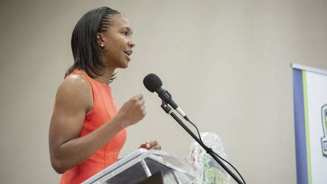 Legendary University of Tennessee and WNBA standout Tamika Catchings, the guest speaker at The Daily Herald's 2018 Southern Tennessee All-Star Prep Awards banquet, will be among seven inductees into the Women's Basketball Hall of Fame this summer.