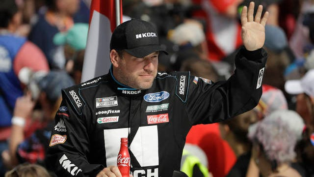 Ryan Newman was released Wednesday from a Florida hospital, two days after his crash on the final lap of Monday's Daytona 500. Details of Newman's injury were not released, although his racing team released pictures of him walking out of the facility while holding his daughters' hands.