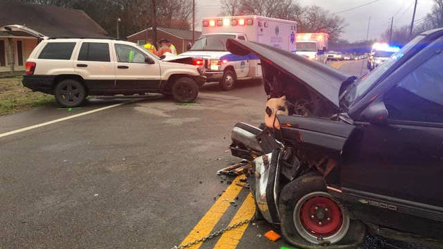 Emergency responders were dispatched to the scene of a serious motor vehicle accident on Highway 431 on Tuesday.