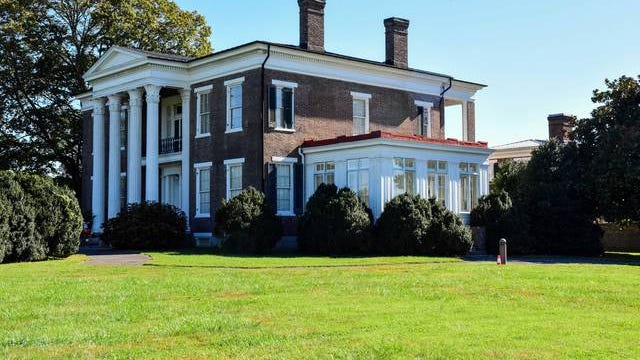 Rippavilla Plantation is located at 5700 Main St. The historic property is now under City of Spring Hill ownership.