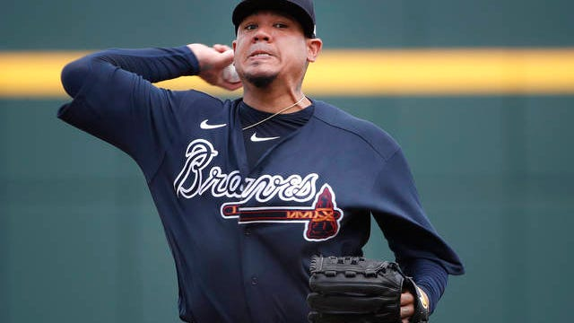 Felix Hernandez's pursuit of a roster spot with the Atlanta Braves may be on hold as Major League Baseball suspended the rest of its spring training game schedule Thursday and announced the start of the regular season would be delayed by two weeks because of the coronavirus pandemic.