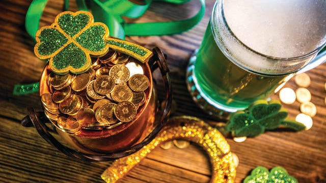 Celebrate St. Patrick's Day early this weekend with lots of live music, food trucks and other fun events.