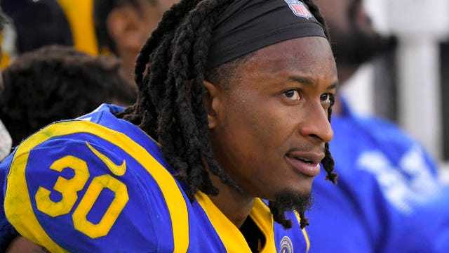 Todd Gurley, who rushed for more than 2,500 yards over the 2017 and '18 seasons while helping the Los Angeles Rams to Super Bowl LIII, was released by the team Thursday just before $10 million of his contract became guaranteed.
