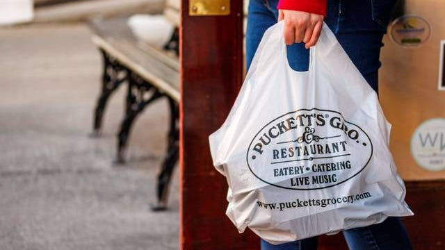 Puckett's now offers to-go and delivery orders as the business adapts to the COVID-19 virus outbreak, which has caused many local businesses to either close or limit store hours. The restaurant's parent company, A. Marshall Hospitality, also hopes to raise $500,000 in gift card sales to assist employees without work at this time.