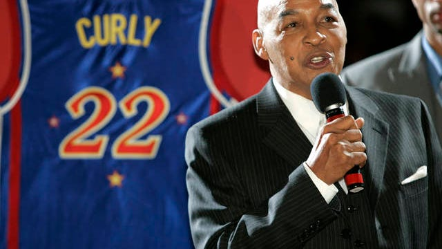 Basketball legend Curly Neal, whose No. 22 was retired by the world renowned Harlem Globetrotters in 2008, died Thursday at the age of 77.