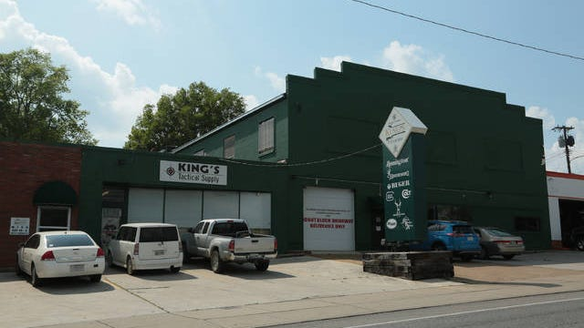 Kings Firearms and More is located on Main Street in Columbia.