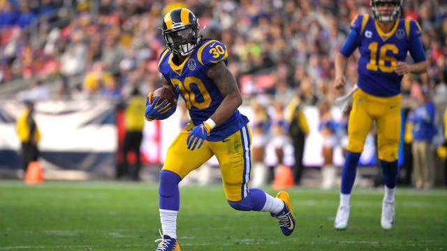 The Atlanta Falcons expect former Georgia standout Todd Gurley to return to the form of his early professional days with the Los Angeles Rams, after signing him as a free agent this offseason.