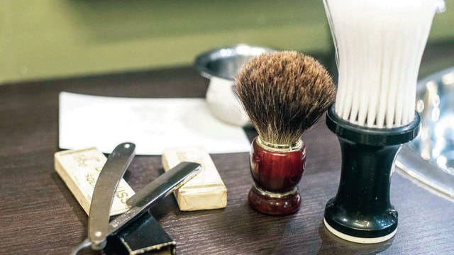 Is a barbershop shave too much to ask?