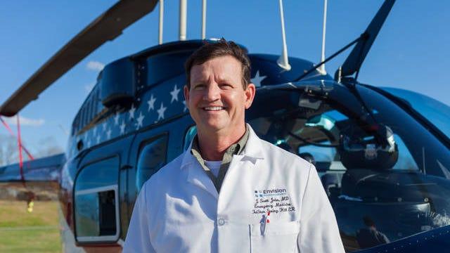 J. Scott Jobe, MD, Medical Director, TriStar Spring Hill ER