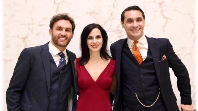 """The Empire Trio -- which will """"breathe new life into well known classics from opera to pop to Broadway"""" -- will perform outside the Fairway Grille at Buck Hill Falls on Friday, July 31."""
