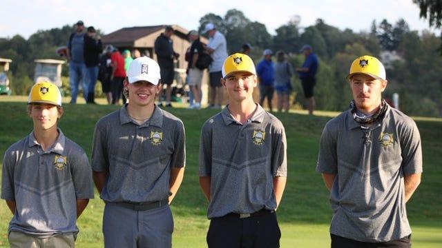 Keyser's golfers represent well at the state tournament at Oglebay.