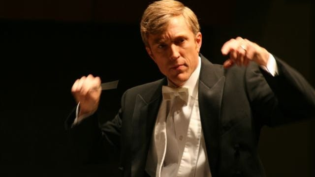 Photo 2: Paul Shewan will conduct the Rochester Philharmonic Orchestra when they appear on Friday, October 24, 2013, at 7:30 pm at the Tower Fine Arts Center Mainstage at The College at Brockport. provided photo
