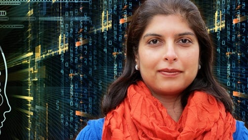 Prerna Dua, associate professor of health informatics and information management at Louisiana Tech University.