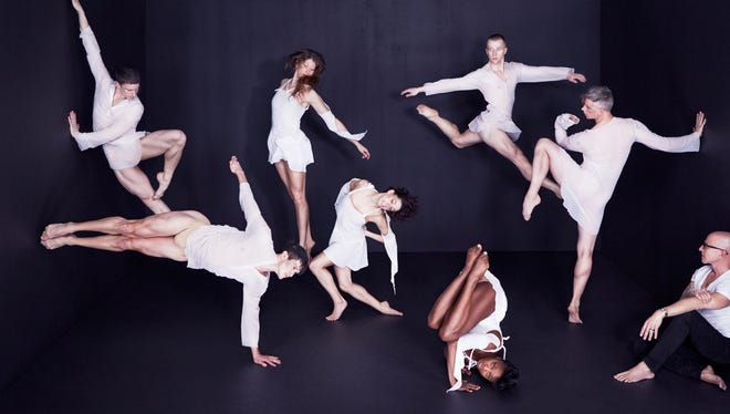 Exploring the theme of resurrection, the Stephen Petronio Company will perform its new evening-length work 'Like Lazarus Did' at Scottsdale Center for the Performing Arts on April 25, 2014. '