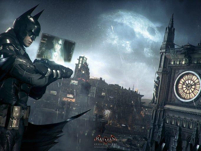 BATMAN: ARKHAM KNIGHT (PC, PS4, Xbox One; June 2) --