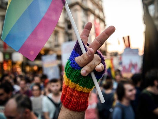 TURKEY-GAY-LGBT-DEMO