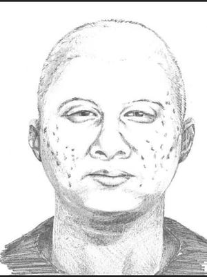 Tempe police asked for the public's help identifying a man who robbed a couple at Tempe Beach Park on St. Patrick's Day.