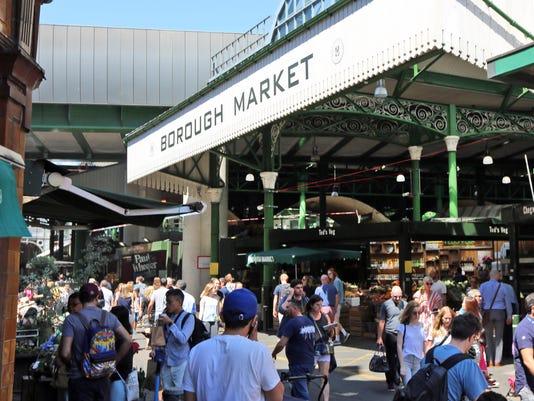 Britain Historic Market