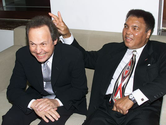 Billy Crystal: What Muhammad Ali means to me