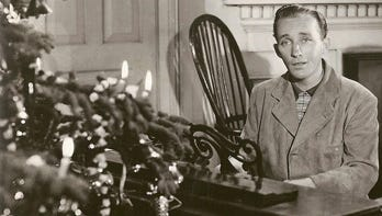 "Bing Crosby's ""White Christmas"" is on the playlist at WLDB-FM (93.3), which went to an all-Christmas format Nov. 13."