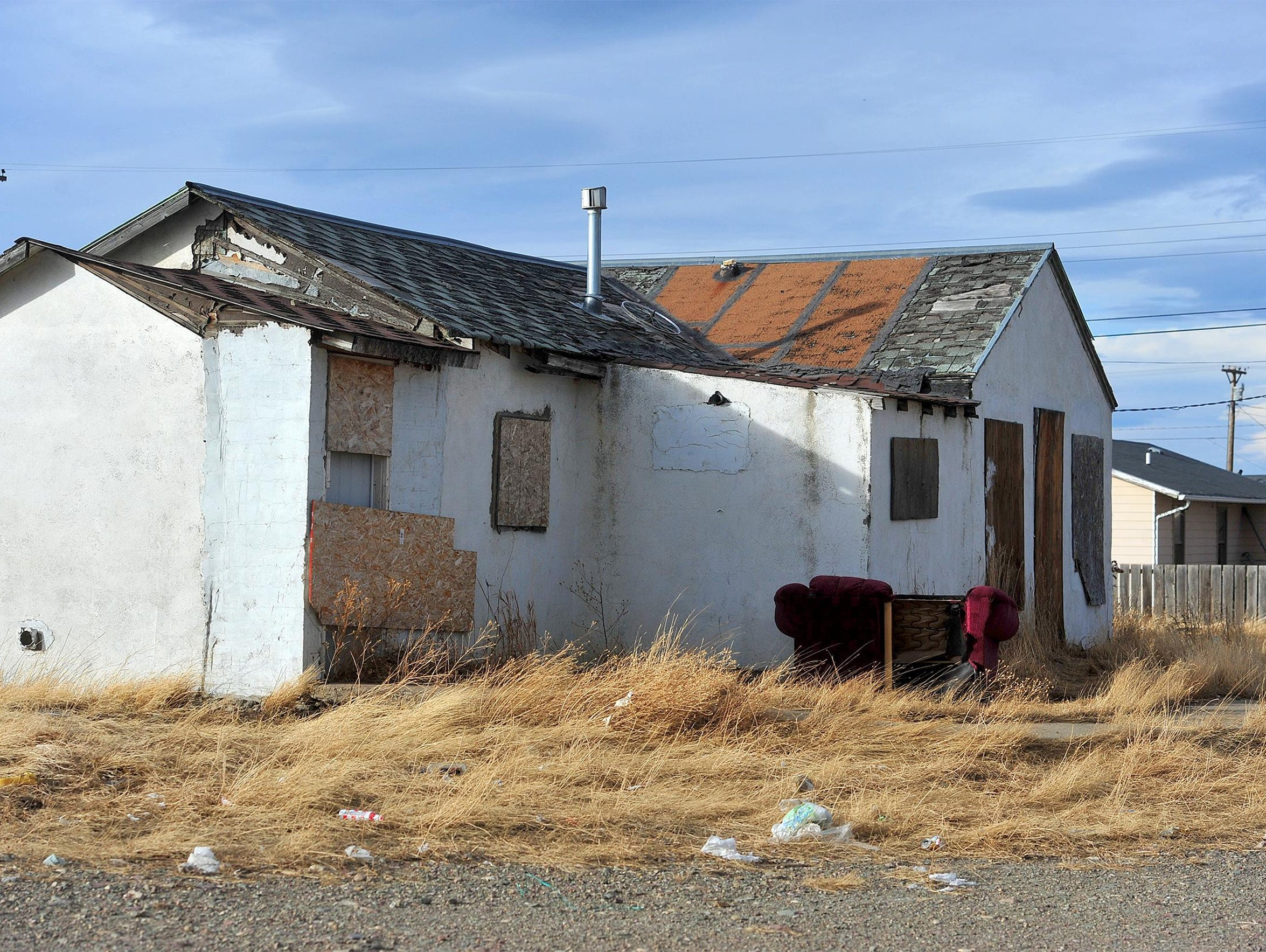 The crisis in our backyard montana s reservation housing for American housing builders