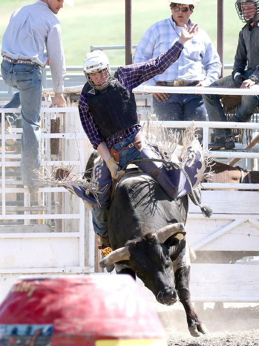-bull rider tristan o'neal of valier competes in conrad.jpg_20160604.jpg
