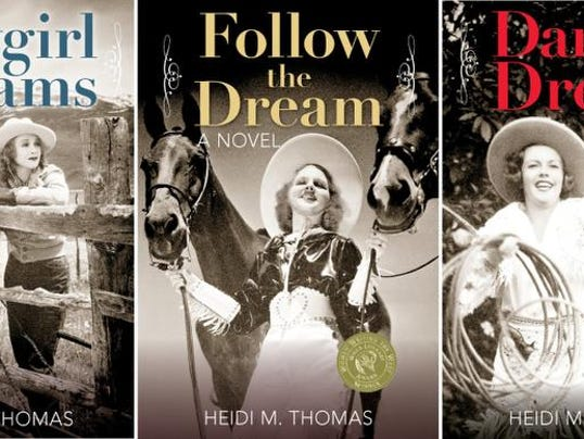 FAL 0525 Book Cowgirl Dreams