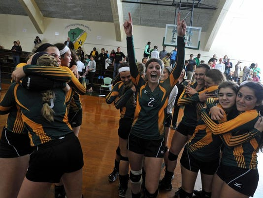 Catholic Volleyball 1