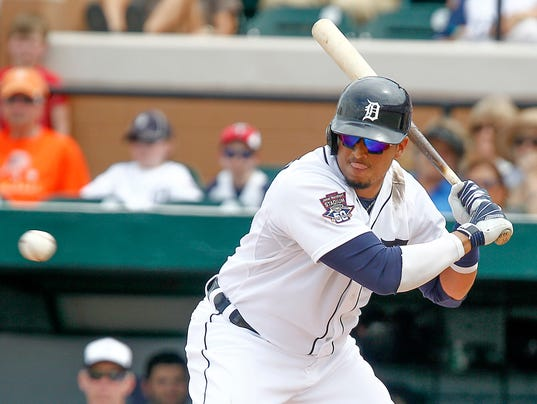 Detroit tigers 39 lineup for today 39 s game vs tampa bay rays for Lutz jahnke